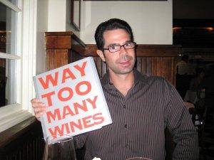 Way too many wines